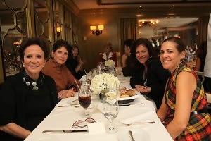 Harriet Weintraub, Nancy Silverman, Laurie Ressin, Alexandra Lebenthal