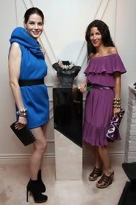 Michelle Monaghan, Amanda Ross