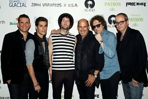 Mark DiDia, Perry Farrell, Sam Endicott, John Varvatos, Mick Rock, Doug Brod