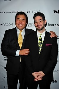 David Chang, Jeremy Fox