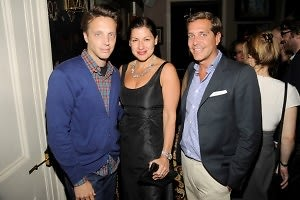 Ariel Foxman, Andrea Sheetz, Christian Leone