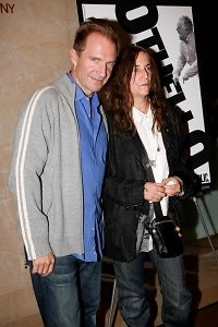 Ralph Fiennes, Patti Smith