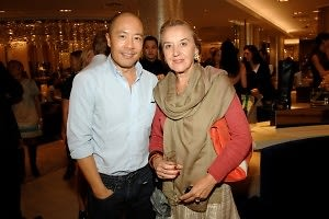 Derek Lam, Alina Gchablieb