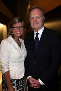 Ashleigh Banfield, Laurence O'Donnell
