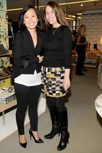 Annie Min, Samantha Charney