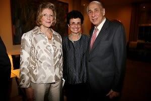 Agnes Gund, Ana Oliveira, Herb Sturz