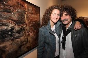 Nadine Faraj, Michael Flomen