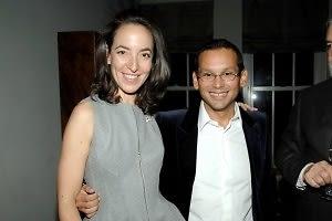 Pamela Golbin, Santiago Barberi Gonzalez