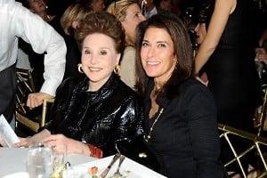 Cindy Adams, Marsha Perelman