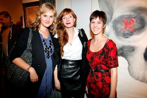 Elizabeth Hutchison, Elisa Settimi, Caitlin Zimichi