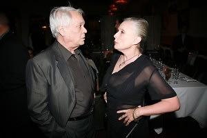 John Reinhold, Debbie Harry