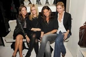 Liz Cohen, Lesley Schulhof, Dana Behar, Karen Larrain