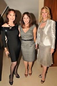 Judy Grubman, Andrea Stark, Linda Salandra-Dweck