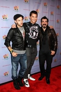 Jason Meyers, Jack Mackenroth, Kevin Christiana