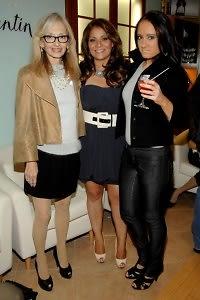 Maria Ashe, Eva Martinez, Amanda Ashe
