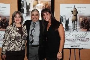 Laurie Raico, Joe Raico, Jessica Raico