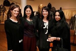 Elizabeth Burke, Robyn Berkley, Michele Aselta