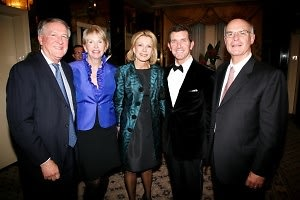 Martin Woodall, Gail Himmelsbach, Pat Gorsky, Alex Gorsky, Bill Himmelsbach