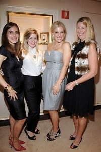 Kimberley Roosenburg, Annika Norland, Annabel Tollman, Colleen Caslin