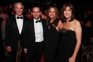 David Campagna, Santiago Barberi Gonzalez, Regina Barberi, Maria Campagna