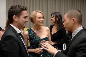 Marcus Shiffman, Diane Kruger, Jason Wu