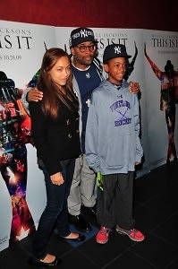Satchel Lee, Spike Lee, Jackson Lee