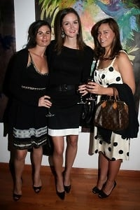 Katherine Sherell, Britt Ivy, Lindsay Cellars