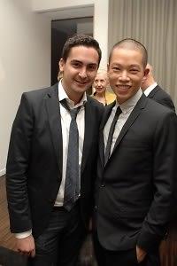 Marcus Shiffman, Jason Wu