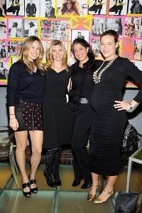 Jen Rudolf, Kate Cohen, Giovanna Caleel, Whitney Bouma Herbert