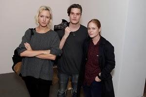 Rachel Chandler, Nate Lowman, Hanna Liden