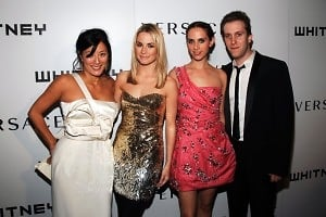 Patty Kim, Amanda Hearst, Dalia Oberlander, Mark Dawson
