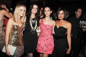 Amanda Hearst, Annie Churchill Albert, Dalia Oberlander, Roopal Patel
