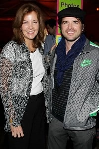 Margaret Colin, Matthew Settle