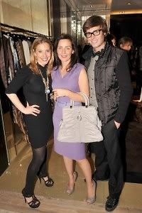 Jenn Falik, Catherine Hooper, Douglas Marshall