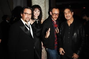 Sante D'Orazio, Natalie Kill, Terry Richardson, Nur Khan