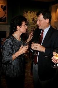 Ana Oliveira, Nicholas Kristof