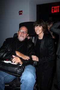 Chuck Close, Nora Ephron