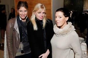 Valerie Boster, Krista Schulz, Jen Raines