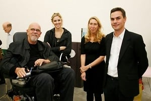 Chuck Close, Suzanne Scott, Lisa Phillips, Massimo Gioni