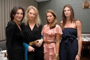 Kazu Namise, Antonia Von Salm, Minnie Mortimer, Leah Ornstein