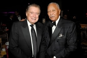 Regis Philbin, Mayor David Dinkins