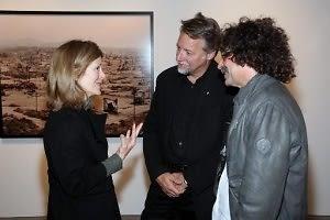 Hope Iglehart, Edward Burynsky, Michael Flomen