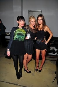 Liz Roth, Kaycee Flinn, Sara Howard