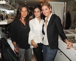 Dana Behar, Karina Lepiner, Karen Larrain