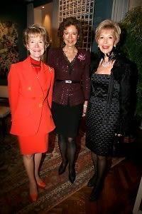 Elizabeth Stribling, Margo Langenberg, Anka Palitz