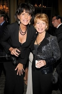 Mercedes Ruehl, Gail Sheehy