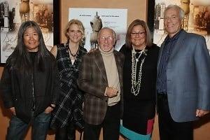 Yeohlee Teng, Nanette Lepore, Stan Herman, Fern Mallis, Marc Levin