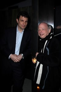 David Remnick, Wallace Shawn