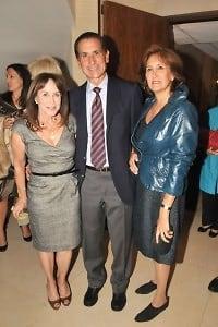 Andrea Stark, John Stark, Ilene Wetson