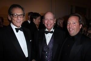 Robert Caro, Byron Wien, Richard Gilfond